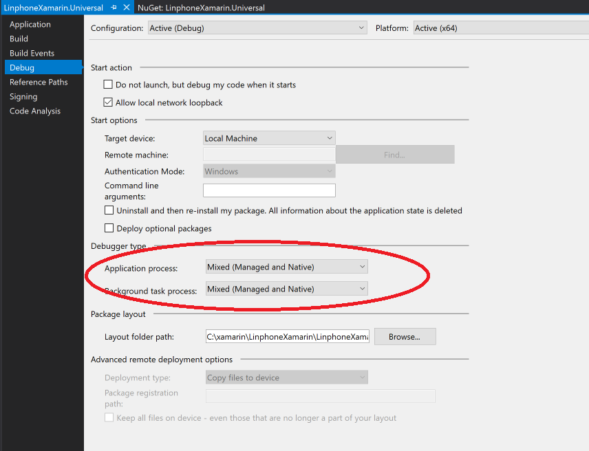 Windows UWP (Lib Getting started Windows UWP WebHome) - XWiki